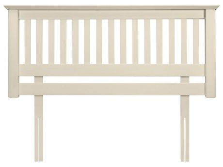 Cameo White Double Headboard End Sale Now On Your Price Furniture